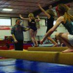 Gymfinity Beam Gymnastics