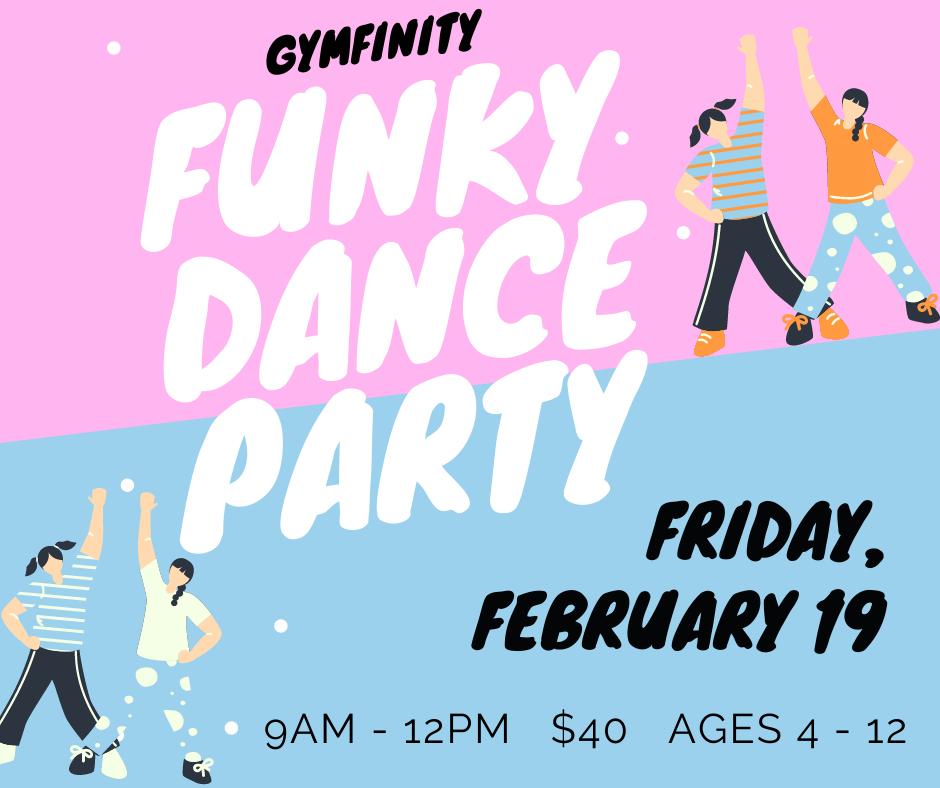 Dance Party Website