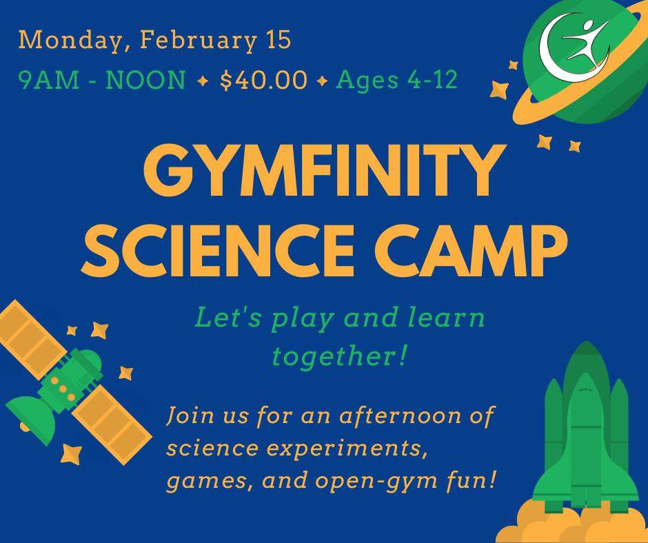 Science Camp Website