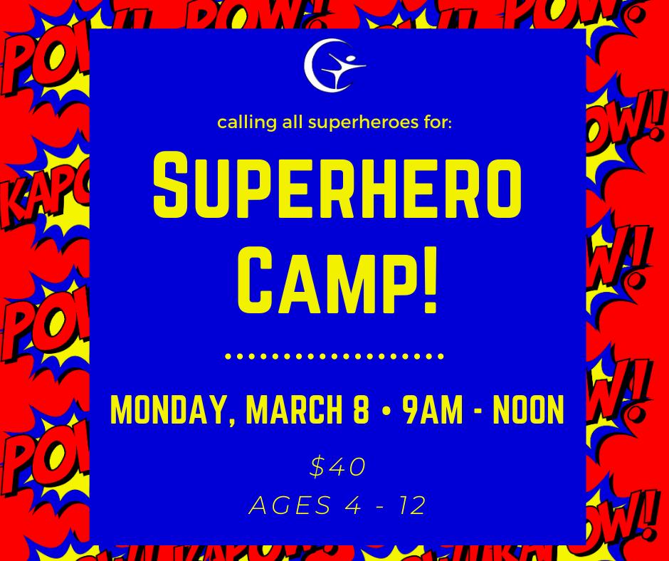 Superhero Website