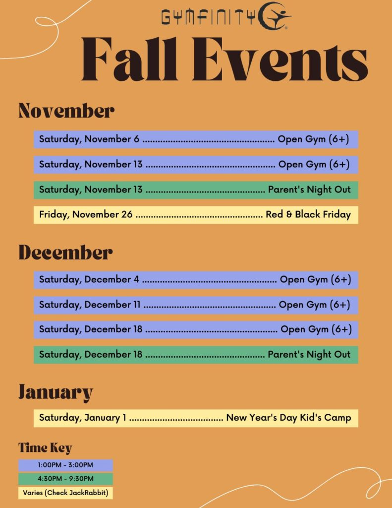 Fall Events (1)