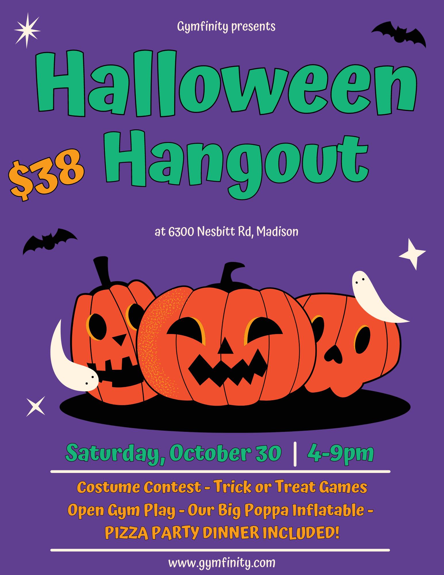Halloween Hangout